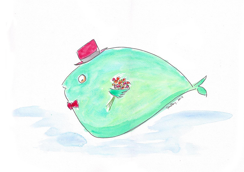A fish on Friday, Susan Pak Poy, Rebellis