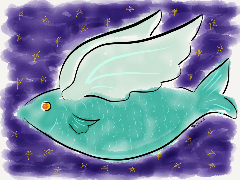 A fish on Friday n°244