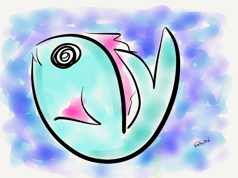 A fish on Friday n°255