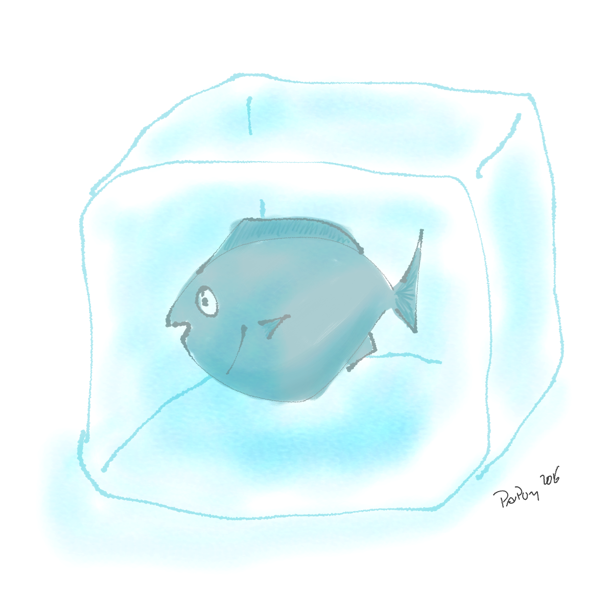 A fish on Friday n°258