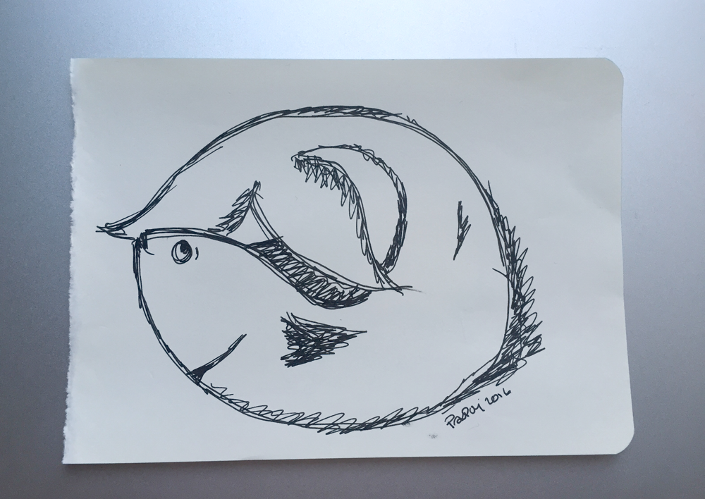A fish on Friday n°263
