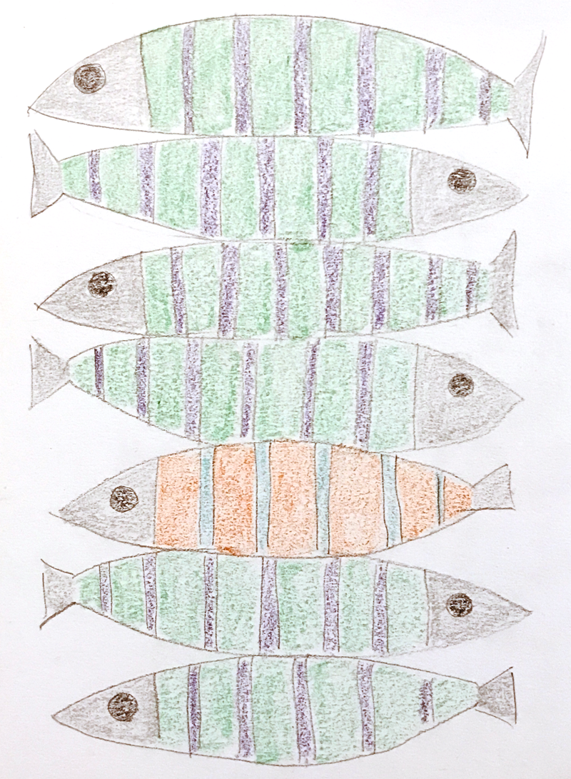 A fish on Friday n°304